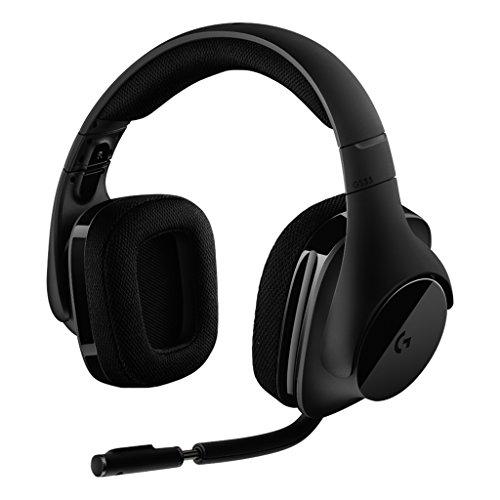 Amazon: Headset Logitech G533 Inalambricos
