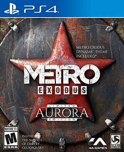 Amazon - Metro Exodus Aurora Limited Edition PS4