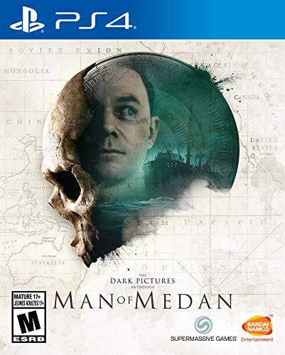 Amazon: Dark Pictures Man of Medan PS4