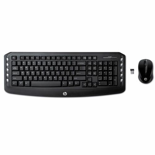 Lumen: Teclado y ratón wireless HP rebajado a $305.40