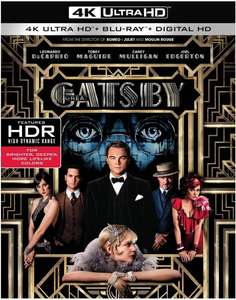 Amazon: The Great Gatsby 4k