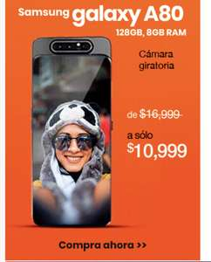 Doto: Samsung Galaxy A80