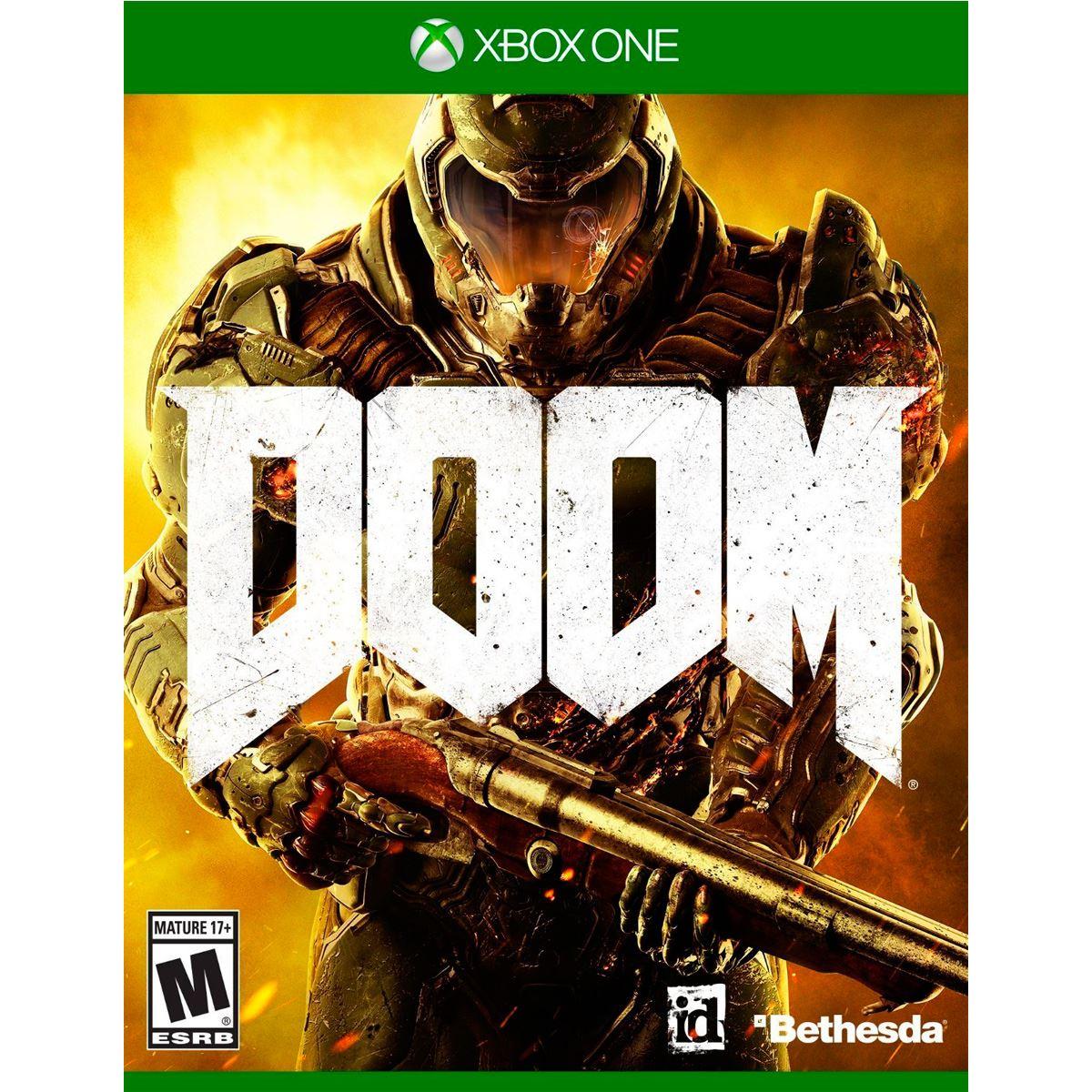 Sanborns: Doom para Xbox One