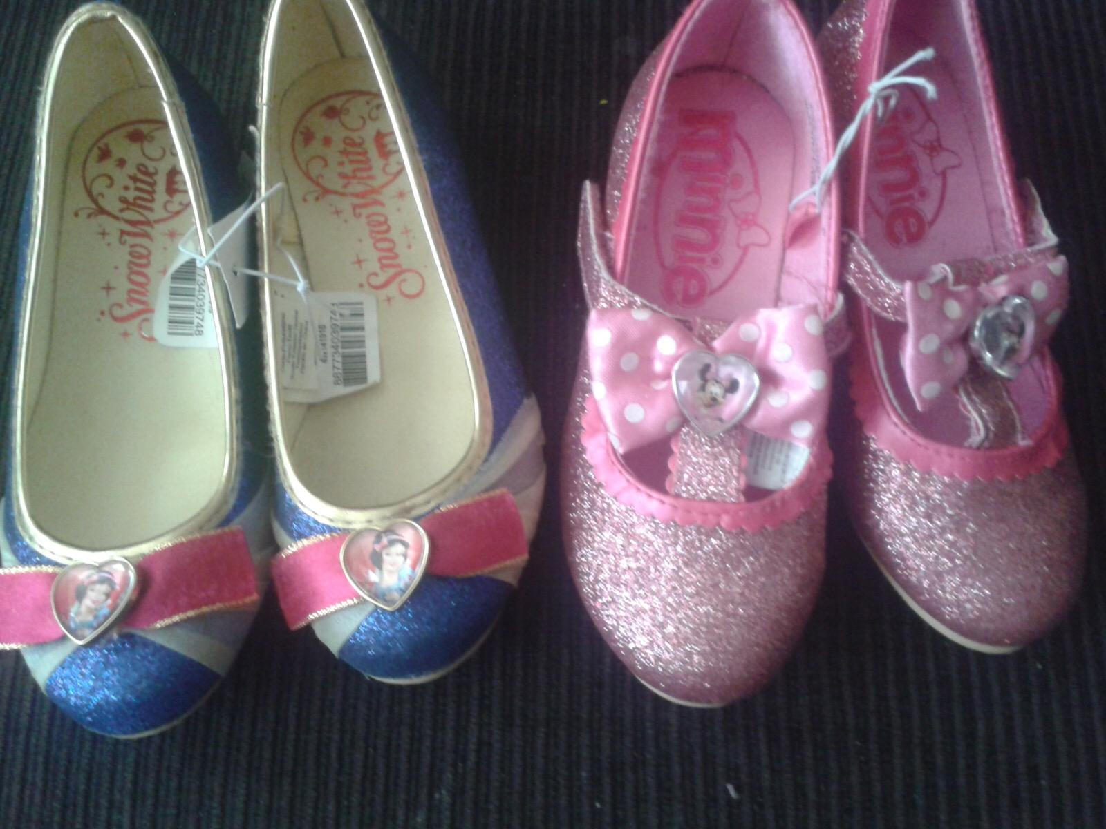 Fabricas de Francia GDL Plaza del Sol: zapatos de Disney Princesas a $62