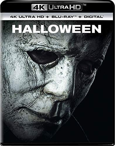 Amazon méxico: Halloween (2018) en 4k, Blu-ray y Digital
