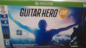 Gamers: Guitar Hero Live con 2 guitarras para Xbox One