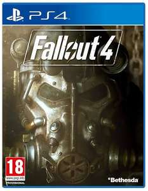 Mixup: Fallout 4