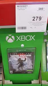 Sam's Club: Rise of the Tomb Raider para Xbox One