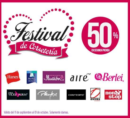 Suburbia: festival de corsetería