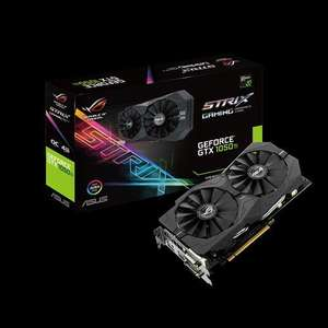 Ofi: ASUS ROG Strix GeForce® GTX 1050 Ti OC 4GB GDDR5