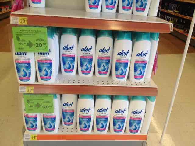 La Comer: Shampoo Alert de $60 a $20.90