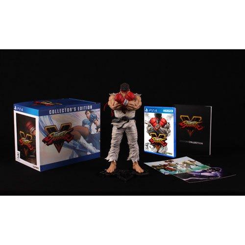 Amazon: Preventa Street Fighter V - Playstation 4 Edición de Colección