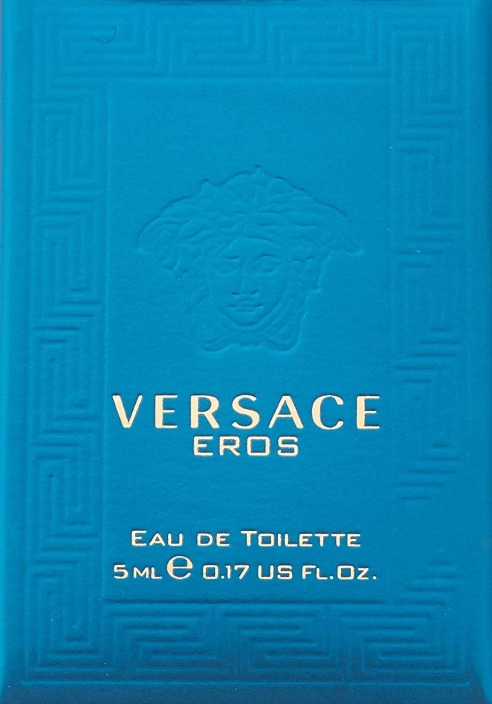 Amazon: Versace Eros Cologne, 0.17 Oz