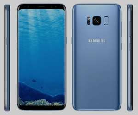 Linio: Samsung Galaxy S8 Blue 64GB Nuevo