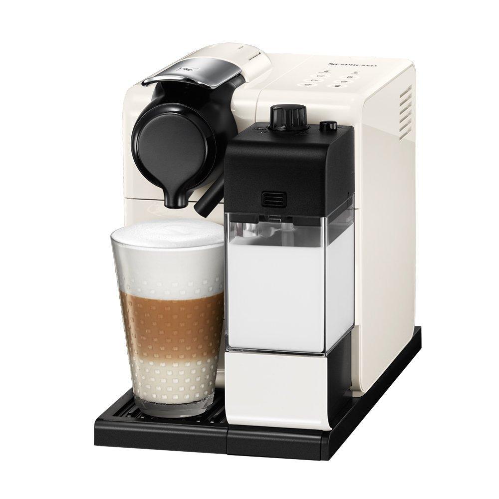 Amazon: NESPRESSO Cafetera Lattissima Touch White de $4590 a $1512