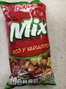 Oxxo: Mix variadito 210 gr