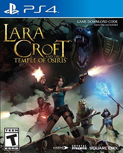 Amazon México: Lara Croft and the Temple of Osiris + Season's Pass PS4