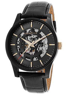 Amazon USA: Caravelle New York de los hombres 43A123Analog Display japonés–Reloj automático