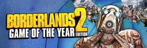 Borderlands 2 Game of the Year PC -78%  |   STEAM