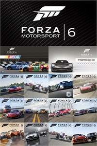Microsoft Store: Colección completa de complementos para forza 6
