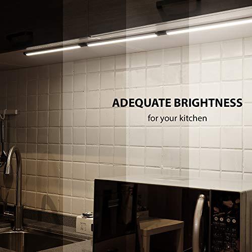 Amazon USA: Kit de iluminación LED para cocina, baño o recámara (3PACK)