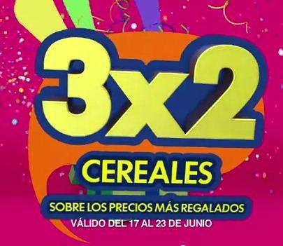 Julio Regalado en La Comer: 3x2 en cereales