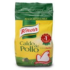 SUPERAMA 2 Caldo de pollo Knorr Suiza de 950 g.