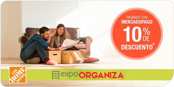 The Home Depot: 10% de descuento pagando con MercadoPago
