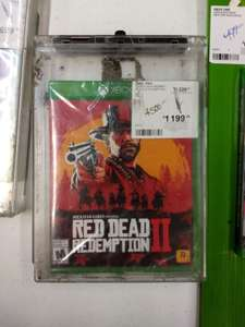 Sam's Club: Red Dead Redemption II Xbox one