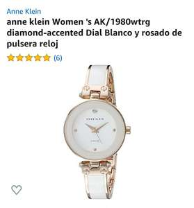 Amazon: Reloj anne klein