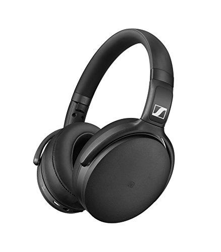 Amazon: Sennheiser HD 4.50 Edición Especial Auriculares inalámbricos Bluetooth, con cancelación de ruido activa, color negro