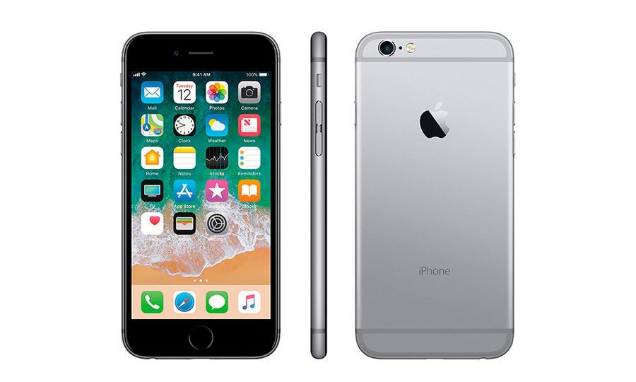 Groupon iPhone 6 de 128 GB Space Gray reacondicionado