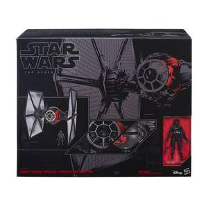 Walmart: TIE Fighter Black series de $3,299 a $1,299 y más liquidaciones