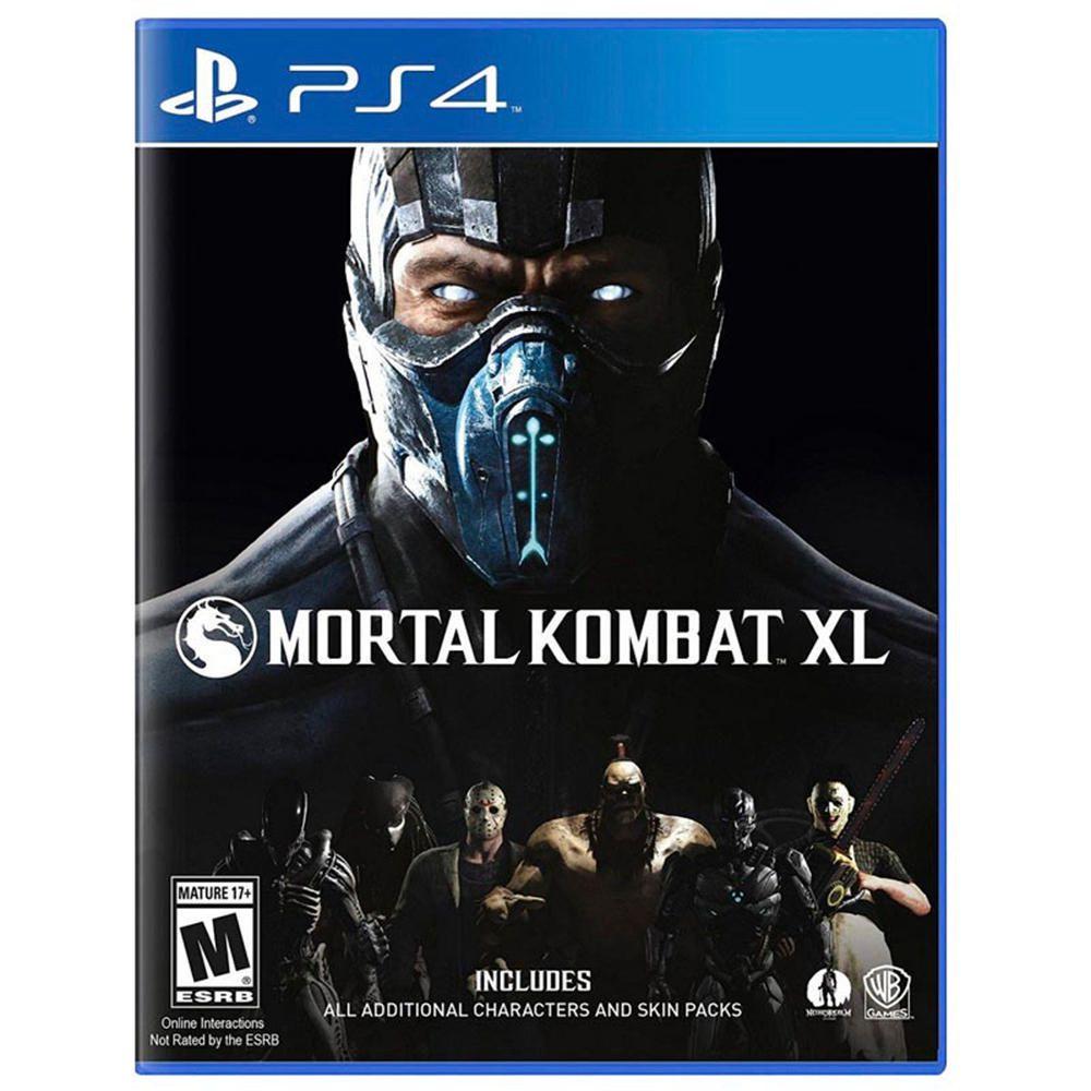 Elektra: Mortal Kombat XL con envío Gratis para Playstation 4