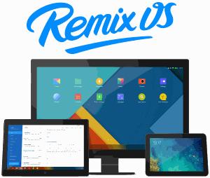 Remix OS (Android para PC) como descarga GRATUITA por cortesía de Jide.
