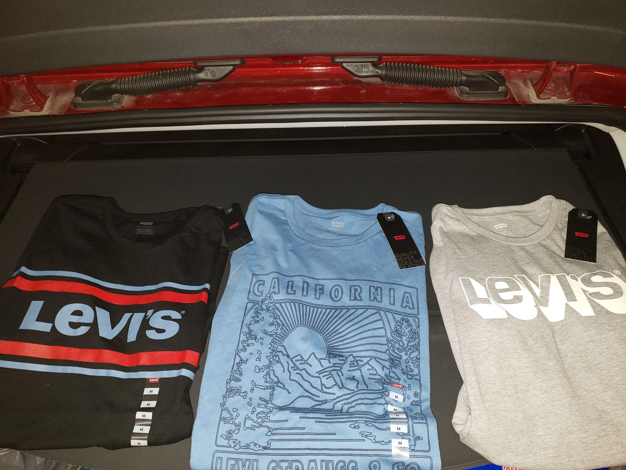 Sam's Club: Playeras Levis