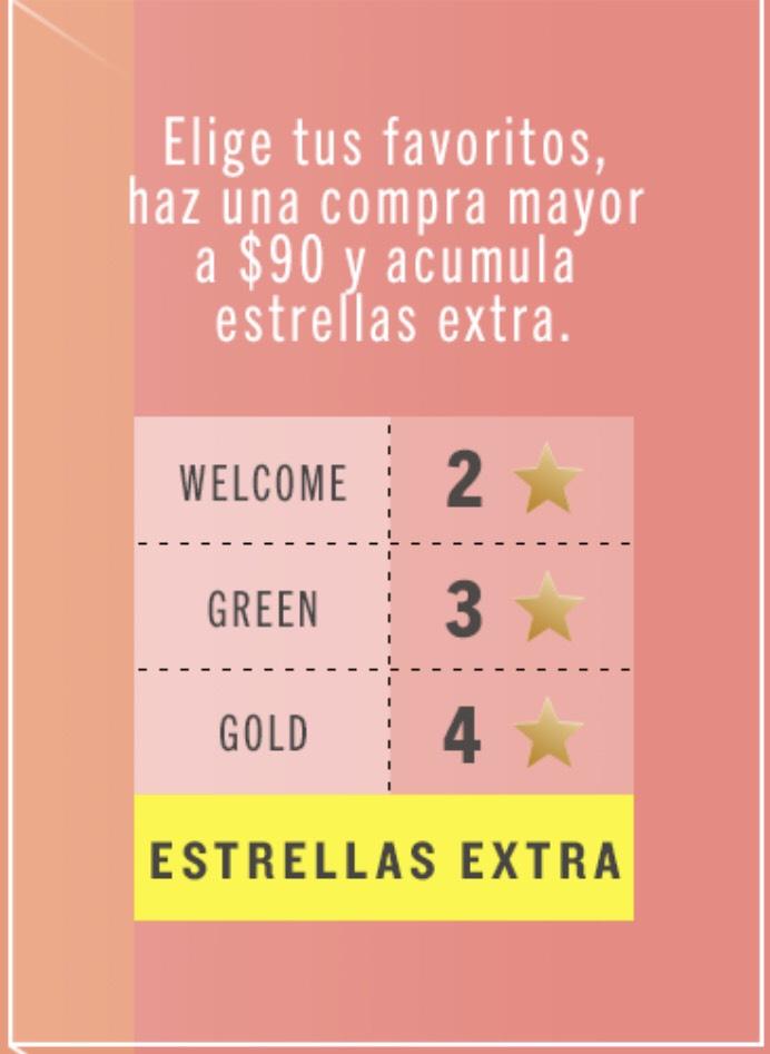 Starbucks: Estrellas extras en compras mayores a $90 (del 16 al 18 de agosto)