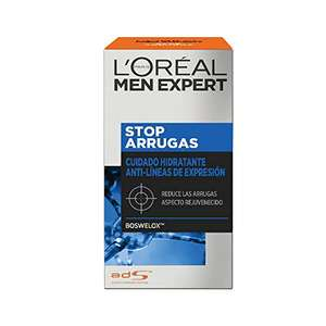 Amazon: L'Oreal Paris Crema Antiarrugas Hombre, Men Expert, 50 ml