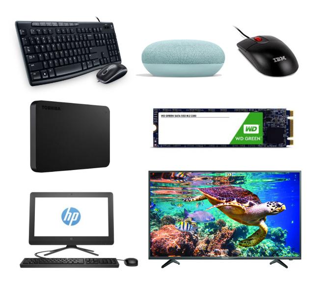 "OFI: Pantalla Hisense 40"" Smart TV a $2,286, AIO HP 19"" 4GB RAM 2TB a $2,671 y Más.."