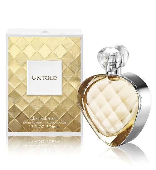 Coppel: Perfume Untold Elizabeth Arden