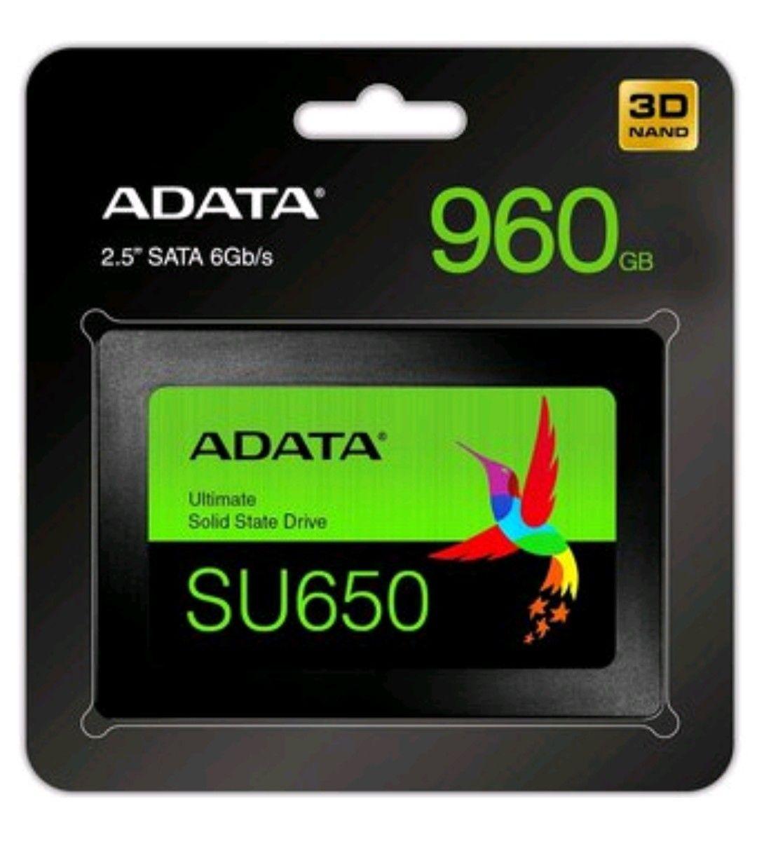 Linio: SSD ADATA 960GB (Pagando con PayPal)