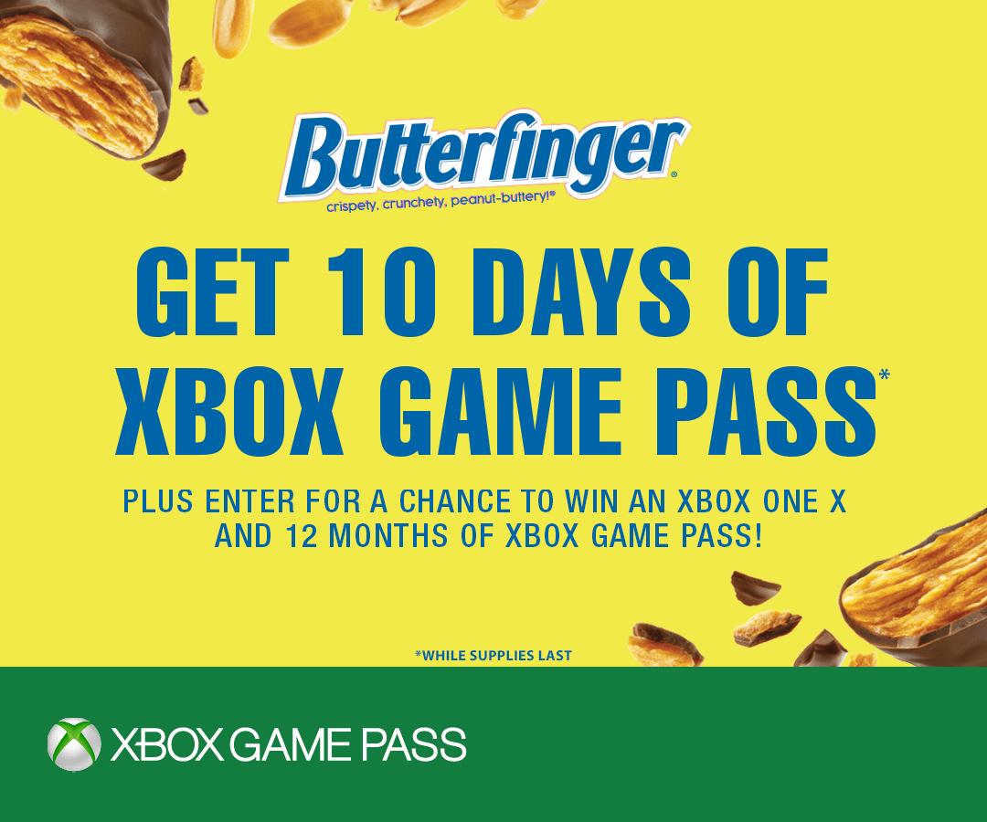 10 días gratis de Game Pass Xbox