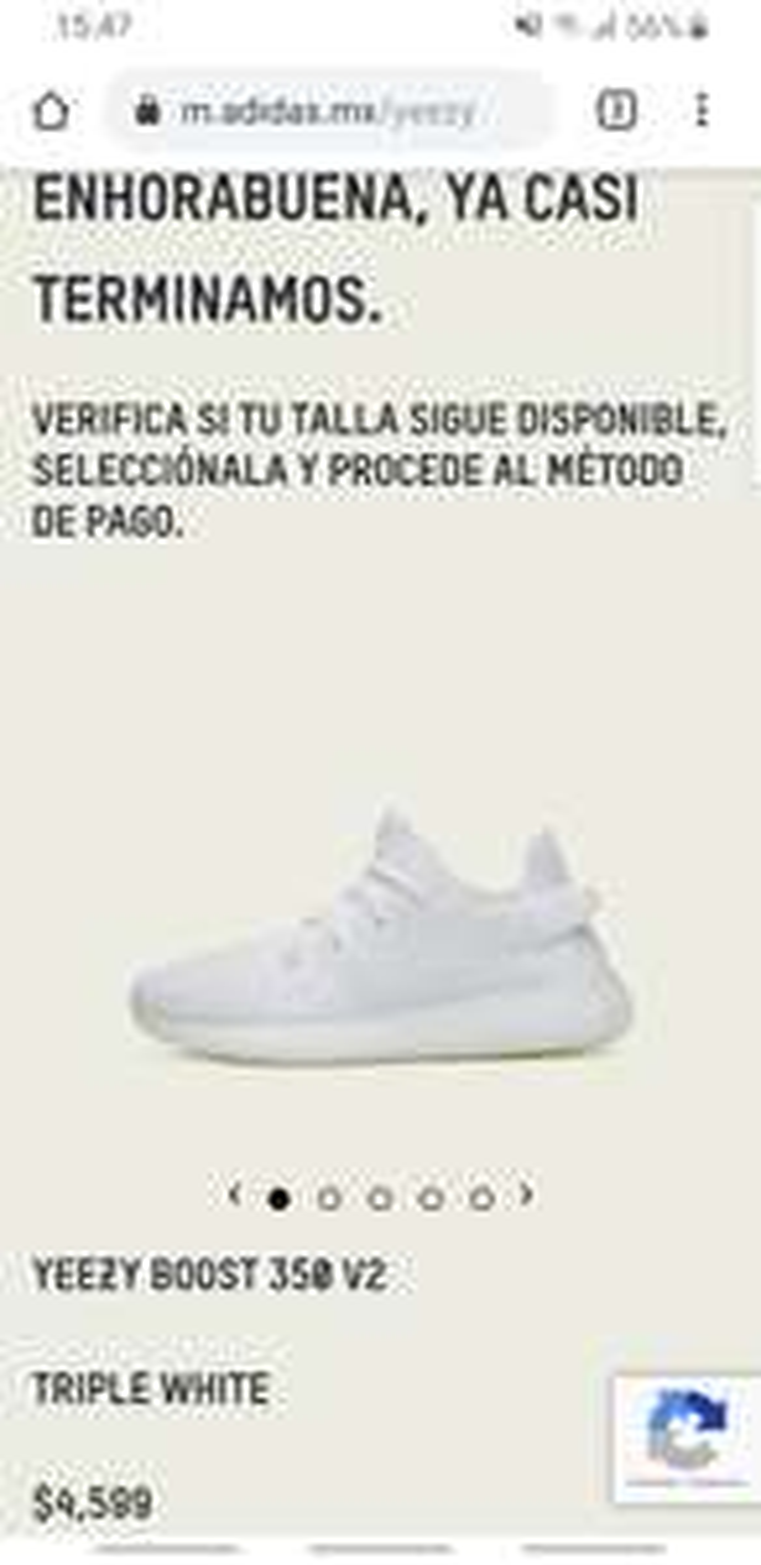 Adidas: Tenis Yeezy