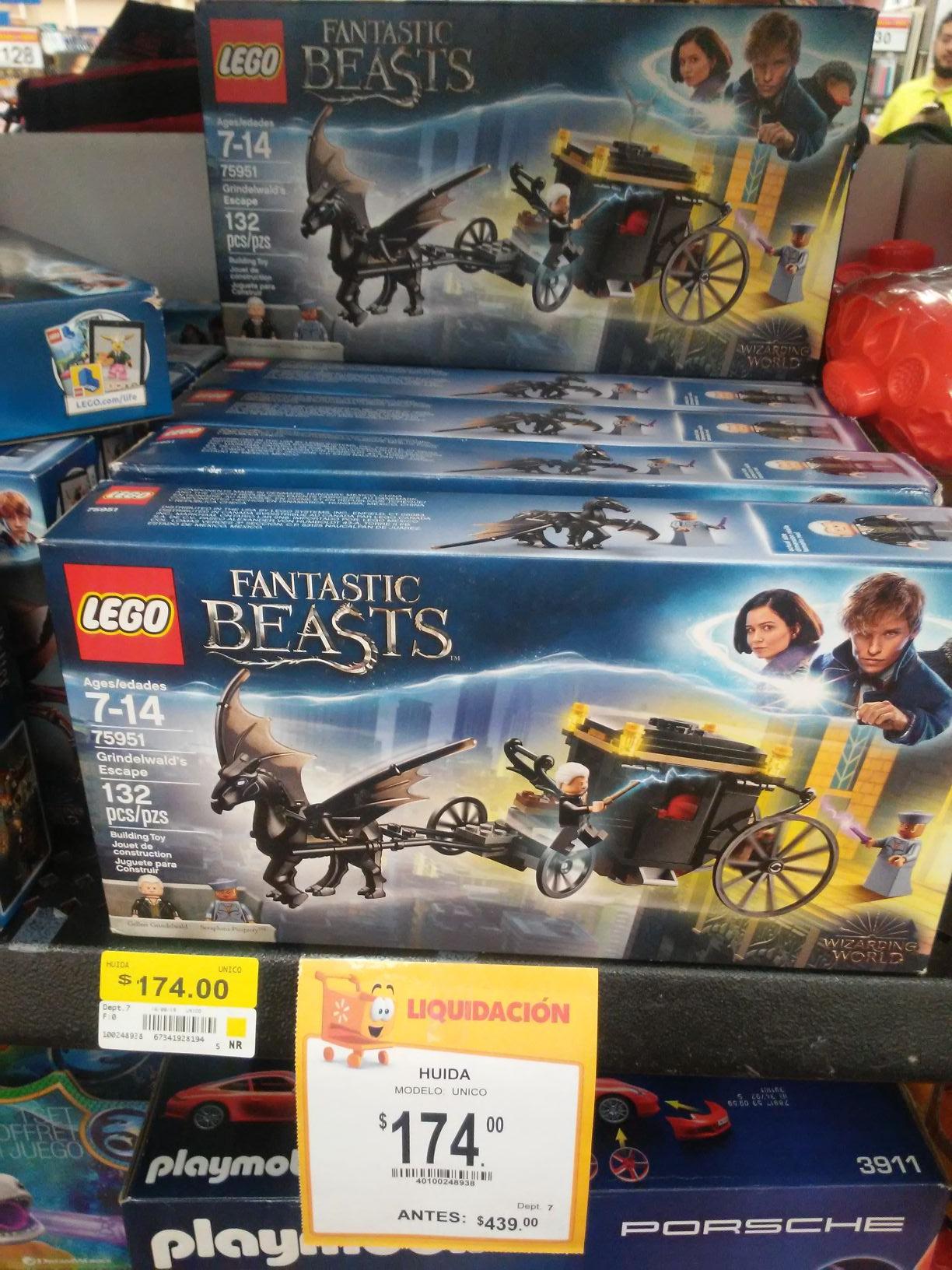 Walmart: Lego Fantastic Beasts