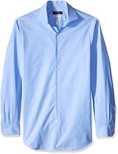 Amazon: Perry Ellis Camisa de Vestir para Hombre Talla 17 34/35