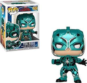 Amazon: Funko Pop Marvel Captain Marvel, Star Commander Toy Figure