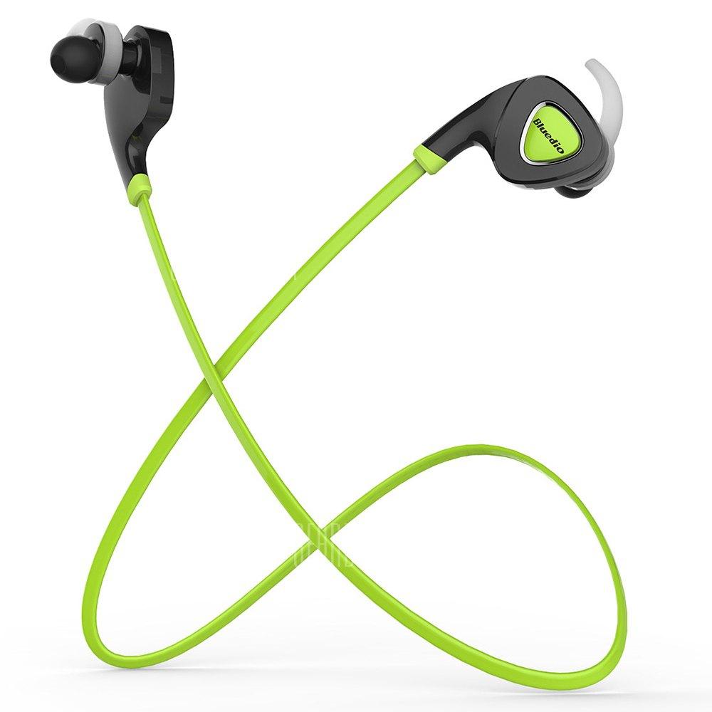 Gearbest: Audífonos Bluedio Q5 Bluetooth V4.1 a $11 USD