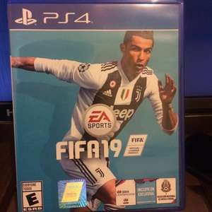 Liverpool: FIFA 19 PlayStation 4 en oferta