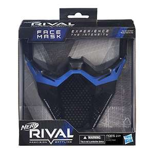 Amazon: mascara Nerf Rival azul