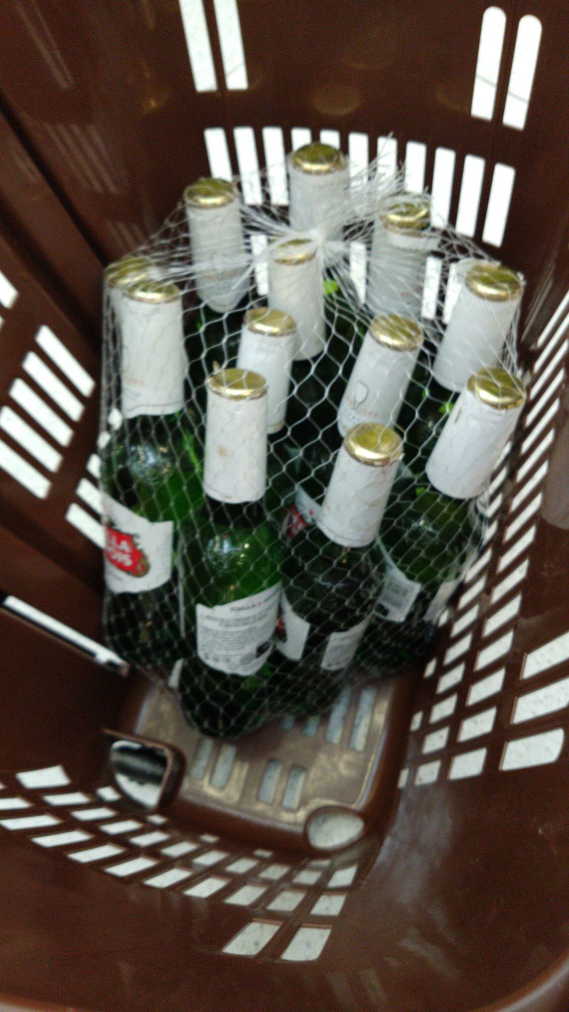 Superama: 12 Cervezas Stella Artois